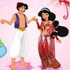 game Aladdin And Jasmine