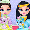 game Baby Barbie My Palace Pets