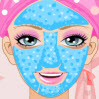 game Barbie Beach Facial
