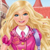 game Barbie Charm School Magazine
