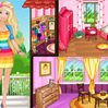 game Barbie House Decor