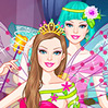 game Barbie Tooth Fairy Dressup