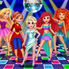 game Dancing Princesses