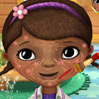 game Doc Mcstuffins Skin Care