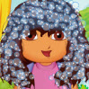 game Dora First School Day Haircuts
