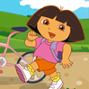 game Dora Ride A Bicycle