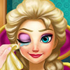 game Elsa Eye Treatment