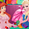 game Elsa Fashion Store