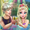 game Elsa Jacuzzi Celebration