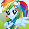 game Equestria Girls Rainbow Dash