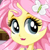 game Fluttershy Makeover
