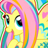 game Fluttershy Rainbow Power Style
