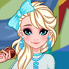 game Frozen Sisters Graduation Makeover
