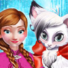 "game Fynsy""s Beauty Salon: Anna""s New Look"