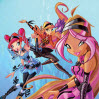game Hallowinx Puzzle