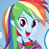 game Miss Loyalty Rainbow Dash