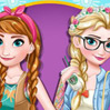 game Modern Frozen Sisters