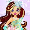 game Monster High Cute Brides