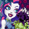 game Monster High Gloom and Bloom Catrine DeMew