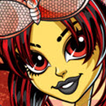 game Monster High Luna Mothews