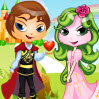 game Pea Princess Maze