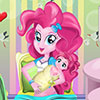 game Pinkie Pie Baby Birth