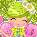 game Pix E. Flutters Dress Up