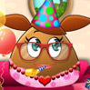 game Pou Girl Birthday Party