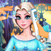 game Pregnant Elsa Eye Care
