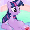game Pregnant Twilight Sparkle Foot Doctor