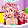 game Princess Ariel Royal Bath