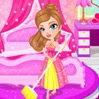 game Princess Castle Clean Up