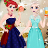 game Princess Disney Glittery Party