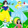 game Princess Dressup 2