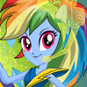 game Rainbow Dash Rainbooms Style
