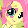 game Rainbow Rocks Fluttershy