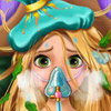 game Rapunzel Flu Doctor