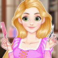 game Rapunzel Hair Stylist