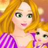 game Rapunzel Real Care Newborn Baby