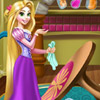 game Rapunzel Room Cleaning