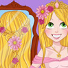 game Rapunzel Wedding Braids