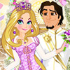 game Rapunzel Wedding Dress