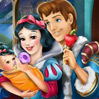 game Snow White Baby Feeding