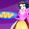 game Snow White Cooking Pumpkin Scones