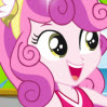 game Sweetie Belle Dress Up