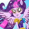 game Twilight Sparkle Archery Style