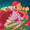game Winx Layla Puzzle