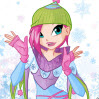game Winx Winter Style